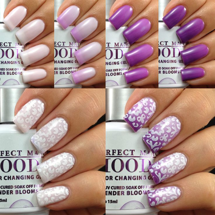 nail polish that changes colour with mood - Nail Polish That Changes Colour With Mood Hession Hairdressing