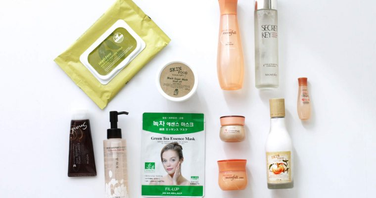 Korean Skincare Craze