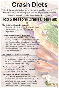 why-crash-diets-fail