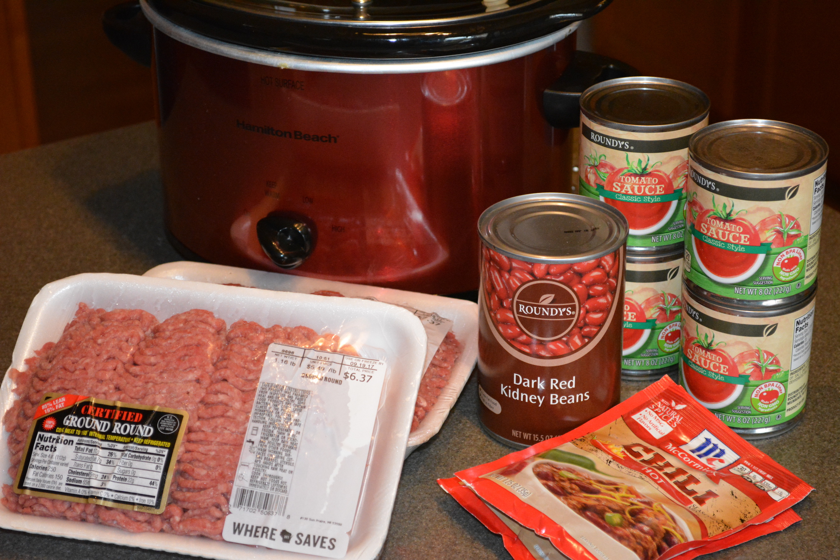 Slow Cooker Chili Recipe College Cooking