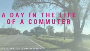 A day in the life of a commuter