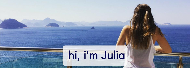 hi, i'm Julia