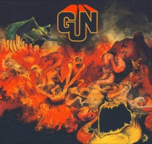 The album Dean design for Gun