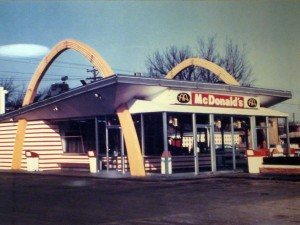 Original McDonalds Building