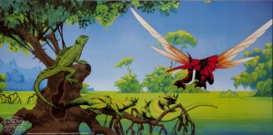 Roger Dean Painting 1