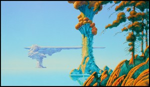 Roger Dean Painting 2