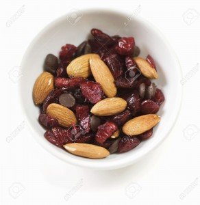 32479499-Almond-Craisin-and-Chocolate-Chip-Trail-Mix-Stock-Photo