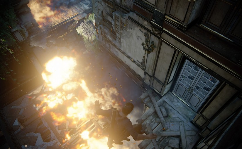 Case Study: Uncharted 4's Design