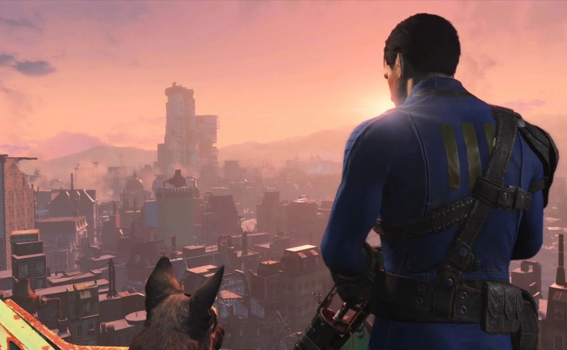 Case Study: Fallout 4 A Clash of Narrative & Design
