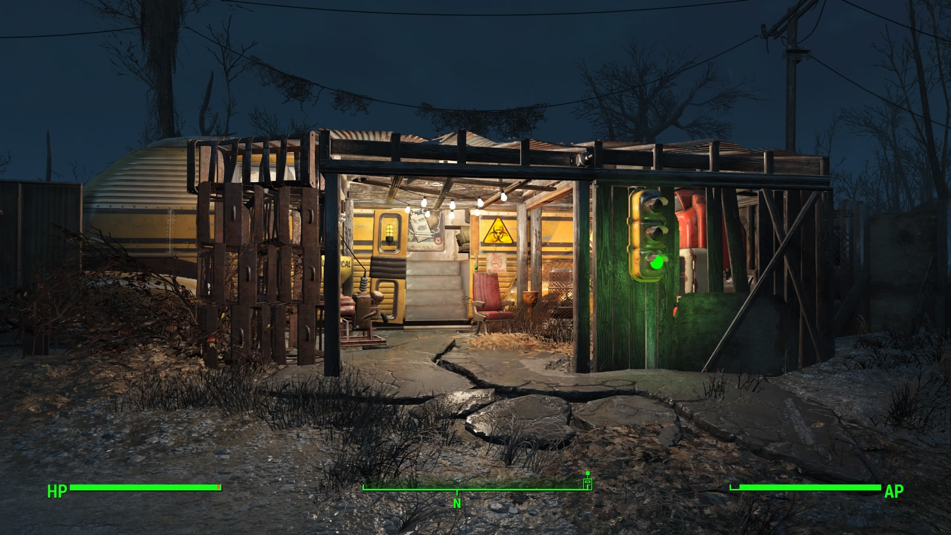 World Design & Fallout 4's Settlements | The Game Library