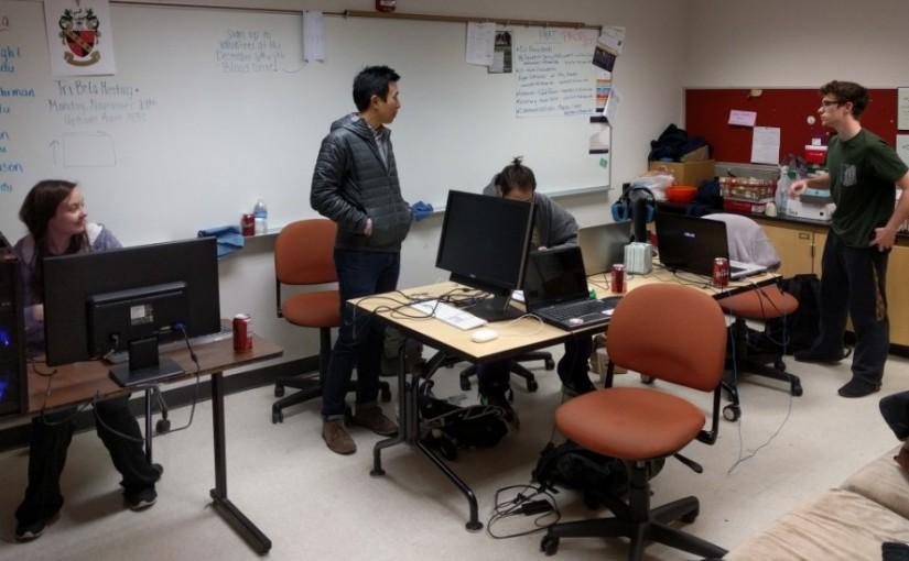 Game Jam: UWW 2016 Hackathon
