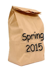 Snackable Bag Spring 2015