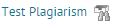 Plagerism Symbol