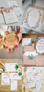 Invitations for Gardan theme