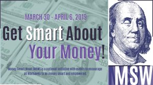 Get Smart About Your Money graphic