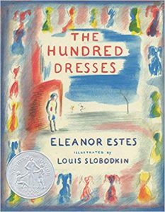 Hundred Dresses book cover