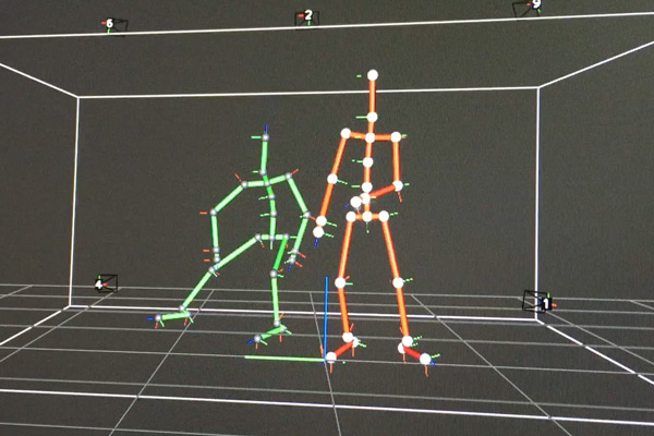UWW Motion Capture Studio