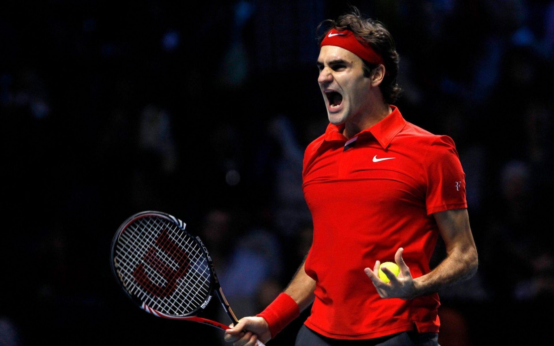 20 Time Grand Slam Champion Roger Federer