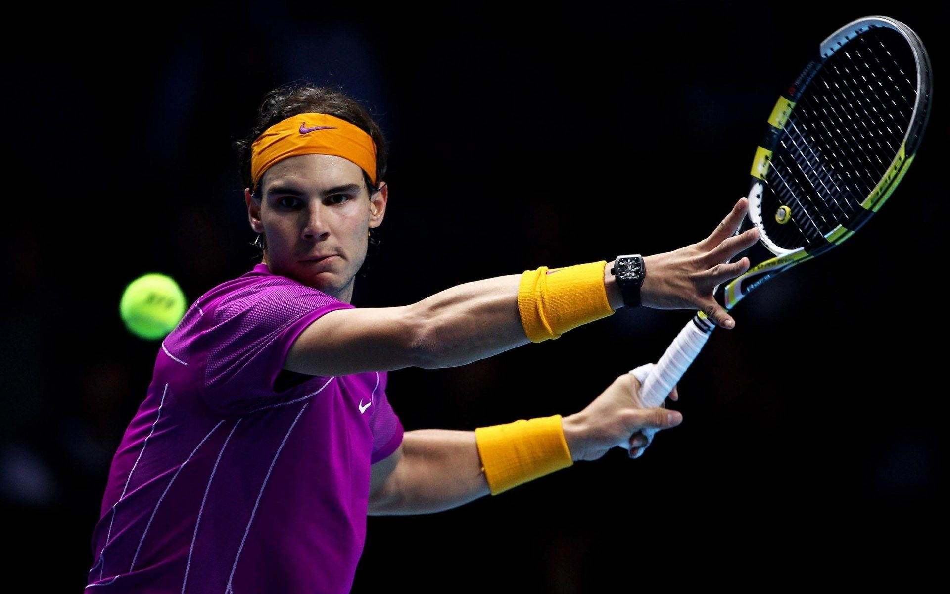 20 Time Grand Slam Champion Rafael Nadal