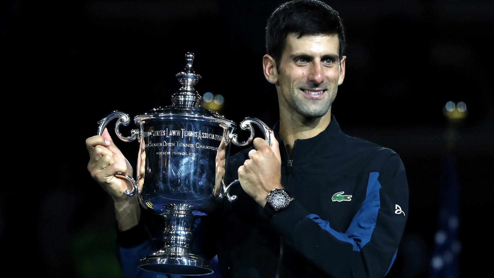 17 Time Grand Slam Champion Novak Djokovic