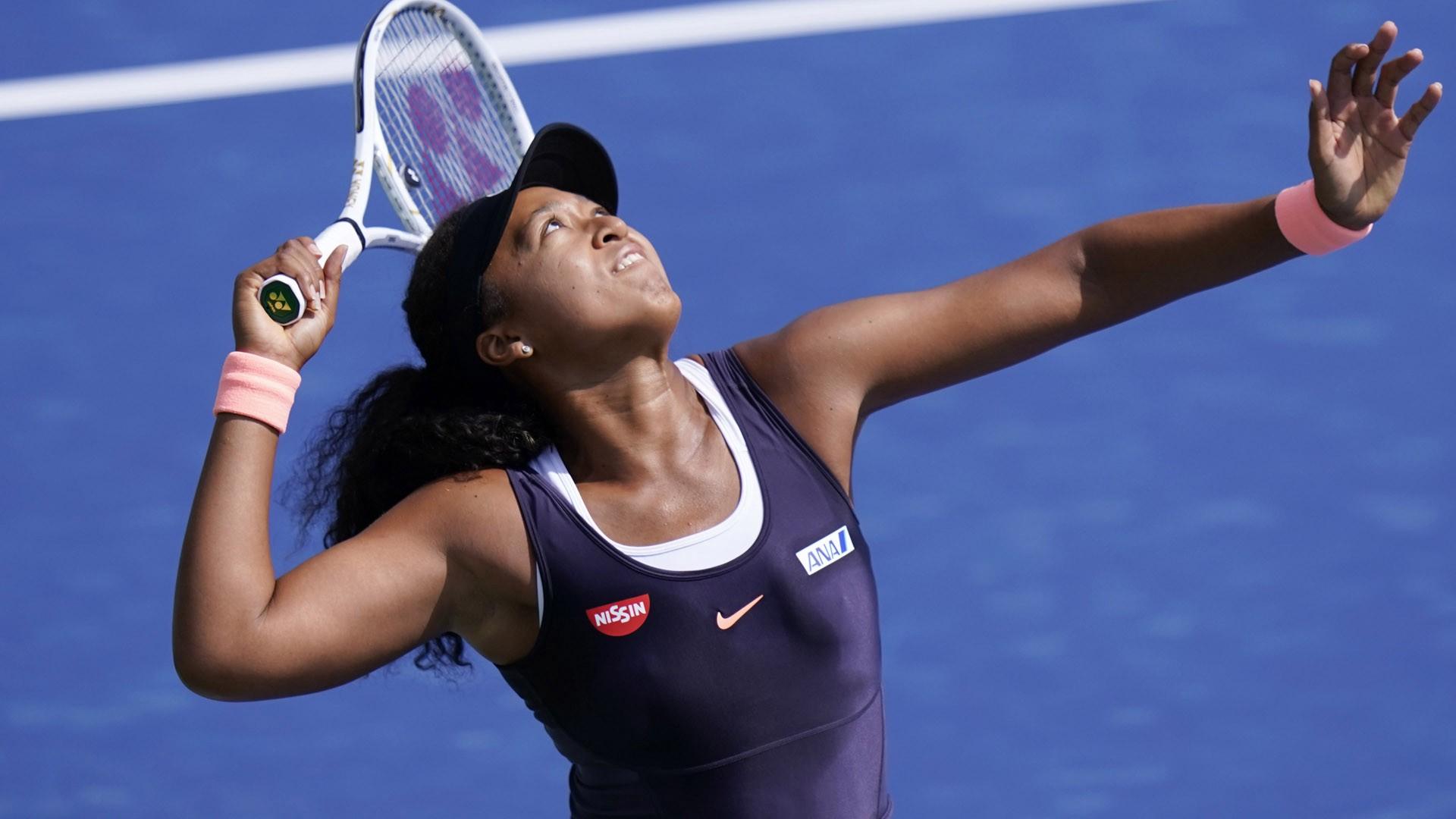 3 Time Grand Slam Champion Naomi Osaka