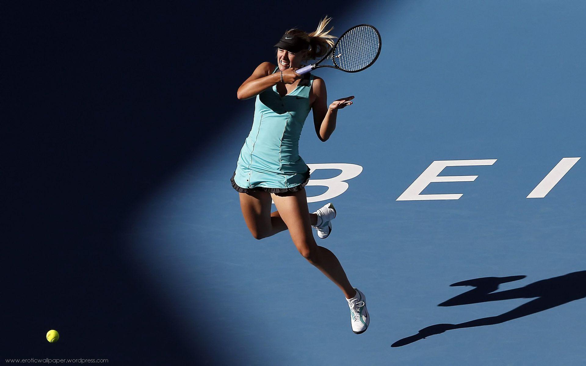 5 Time Grand Slam Champion Maria Sharapova