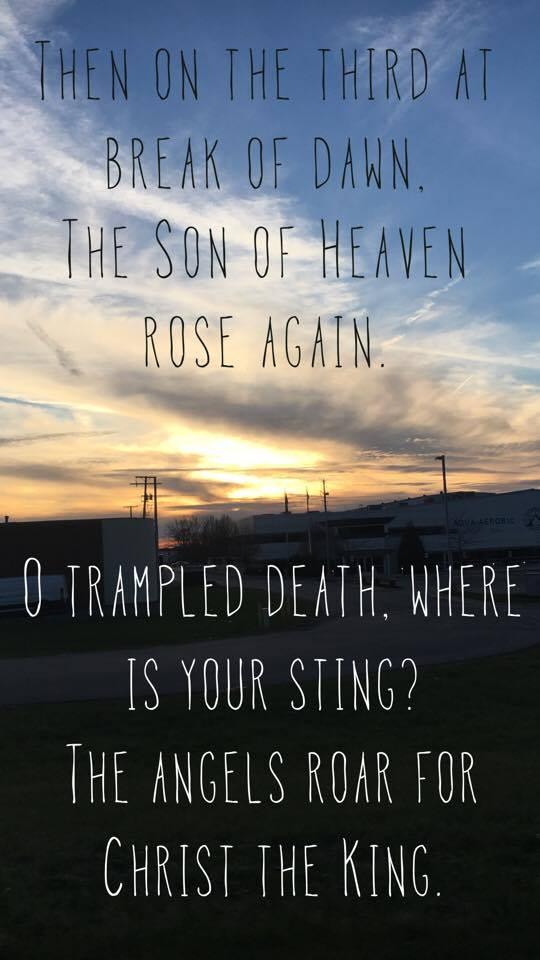 Lyrics – The Beacon