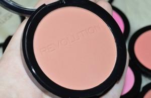 Revolution matte blush powder