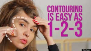 contouring example