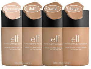 Product Review-E.l.f. Foundation and Concealer