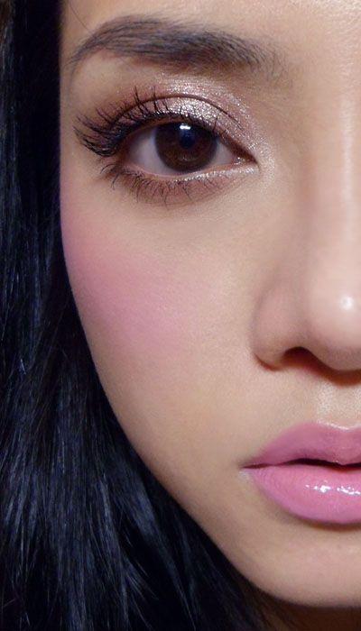 lilac blush