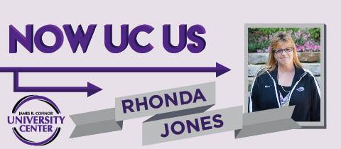 Now UC Us: Rhonda Jones