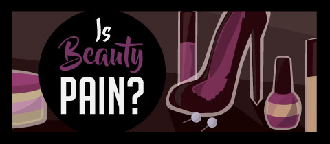 Is Beauty Pain?