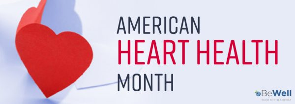 February American Heart Health Month
