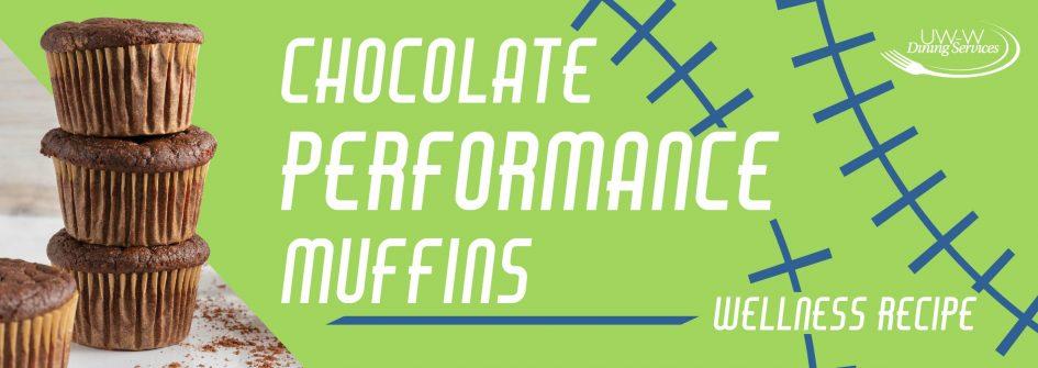 Chocolate Performance Muffins