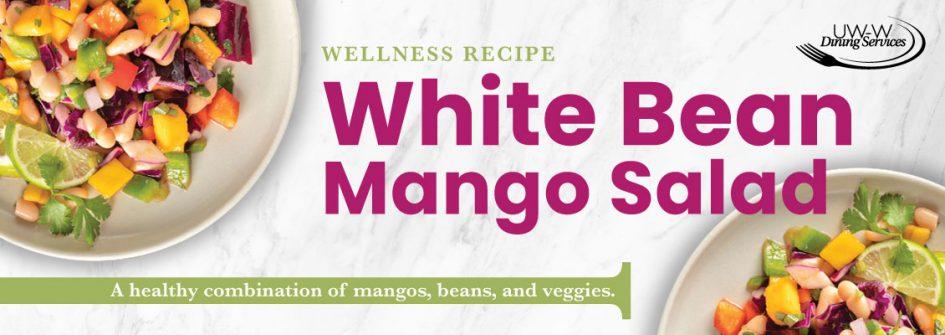 White Bean Mango Salad