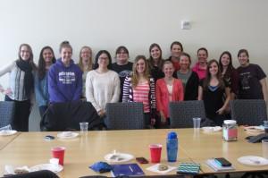 WIA Meeting Spring 2015