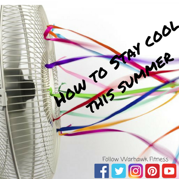 HOw to stay cool image