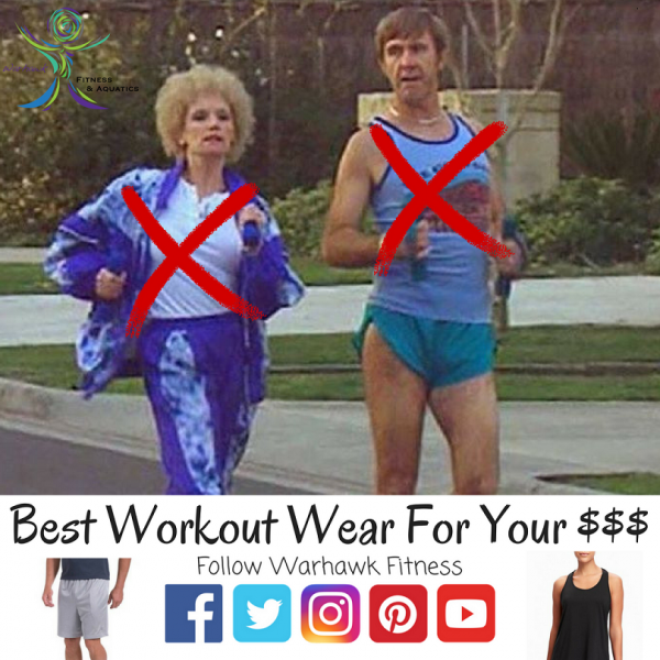 Best Workout wear DM