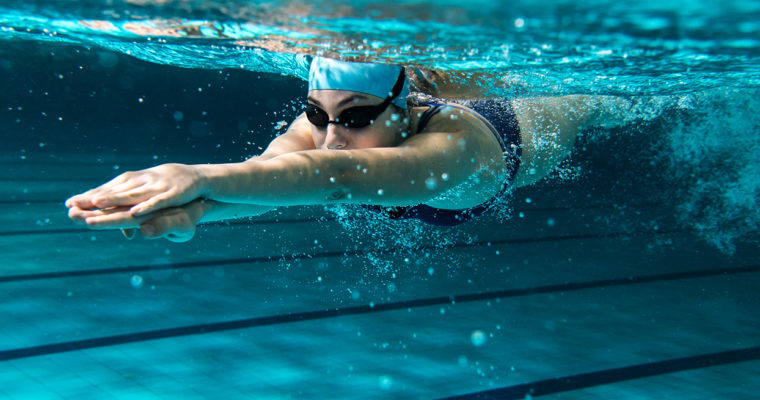 Swimming: The Full Body Workout