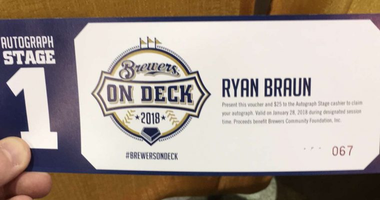Brewers on Deck 2018